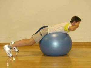 Ball Back Extention Mid Point